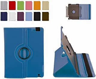 Xtreme 40211PU Leather Case Cover with Hard Plastic Base, 360° Rotation and Tilt for Samsung Galaxy Tab210.1Inches