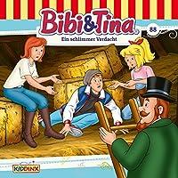 Ein schlimmer Verdacht (Bibi und Tina 88) Hörbuch