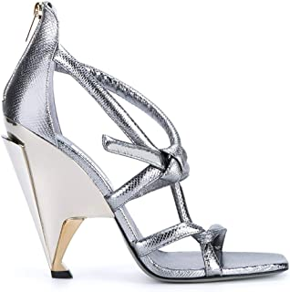 jimmy choo silver wedge sandals