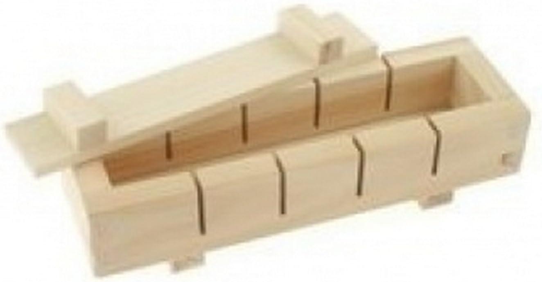 JapanBargain Discount is also underway Large discharge sale 3130 Wooden Oshizushi Rectangular Maker Sush Press