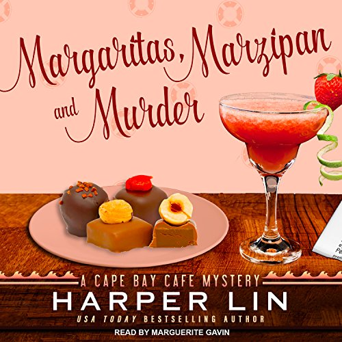 Margaritas, Marzipan, and Murder audiobook cover art