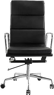 Krzesło biurowe, nowoczesny minimalistyczny ergonomiczny high-back home Office Conference Staff Hafting obrotowy krzesło k...