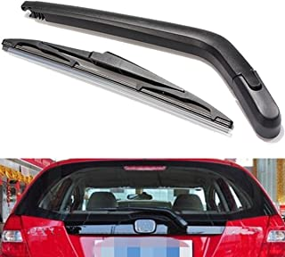 2pcs Car Windscreen Rear Windshield Wiper Arm and Blade for Toyota Yaris Vitz 1999 to 2005