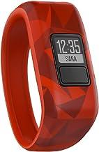 Garmin Vivofit Jr. Dagelijkse Activiteit Tracker Voor Kinderen - Gebroken Lava (Rood)