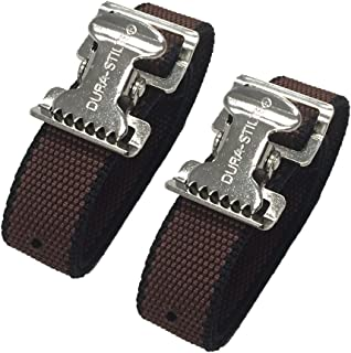 Stilt Ankle / Arch Strap - Set of 2 - Fits Dura-Stilt, Pentagon, Go-Plus, Gyp-Tool and Most Other Brands - Bandas de Pie Atraseras Para Zancos