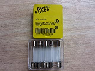 Bussmann MDL-4/10-R Buss Fuse MDL410R (Pack of 5)