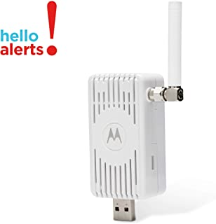 MOTOROLA LTE/3G/4G Cellular-Connected MultiSensor Reports Temperature, Humidity, Water leaks, Acceleration/Earthquakes, Light Level, Power Loss, Model MC4000