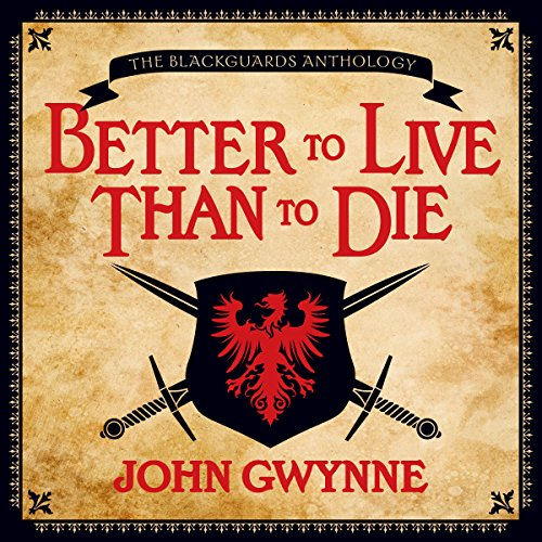 Better to Live than to Die audiobook cover art