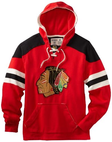 Reebok NHL Chicago Blackhawks CCM Pullover Hoodie XXL Chicago Blackhawks