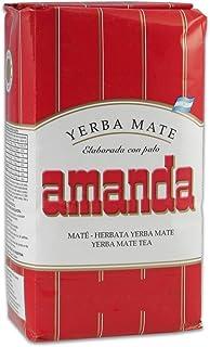 1.1 lb Amanda Yerba Mate Tea (500g)