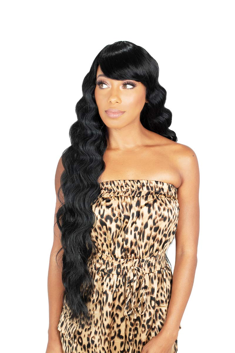 Zury Sis Don't miss the campaign The San Jose Mall Dream Synthetic Hair Wig H SOM 30 DR BANG - CRIMP