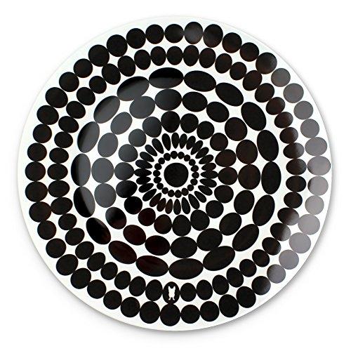 French Bull 72155 15' Round Platter - Melamine Dinnerware - Plate, Dish, Serving, Collection - Foli