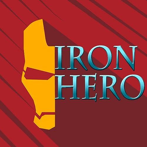 Super Iron Hero Man - Gangstar Robot Avenger City