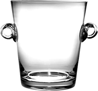 Barski -Glass- Ice Bucket- Wine Cooler - 7.25