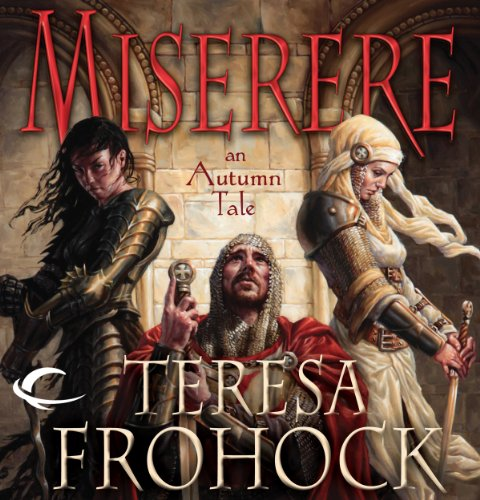 Miserere audiobook cover art
