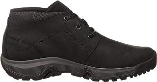 حذاء رجالي أسود من Merrell Anvik Pace Chukka مقاس 9.5