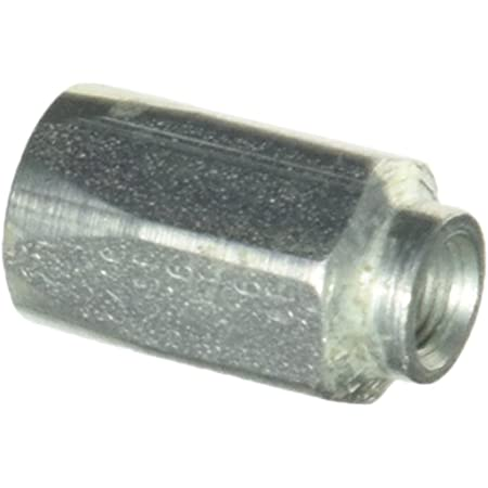 Gates 24C5-24RFJX Field Attachable for C5C Steel C5D and C5M Hose 1 3//8 ID Female JIC 37 Flare Swivel