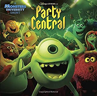 Best monster university party central Reviews