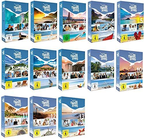 Das Traumschiff DVD-Box I-XIII