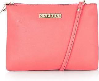 Caprese Alison Women's Sling Bag (Coral)
