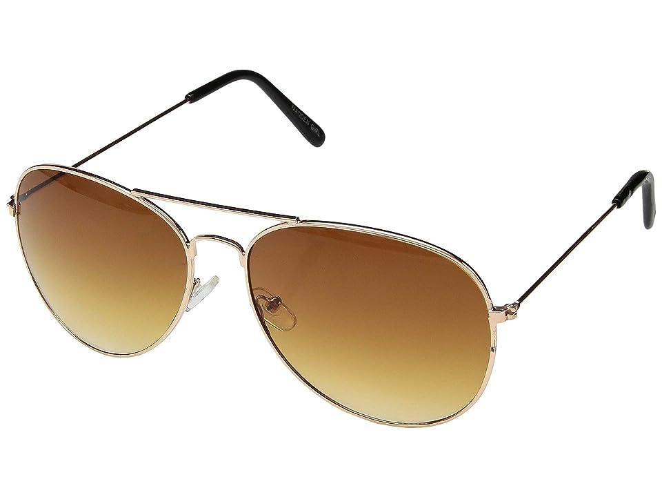 Steve Madden Madden Girl MG492103 (Gold) Fashion Sunglasses