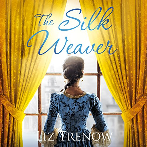 The Silk Weaver audiobook cover art
