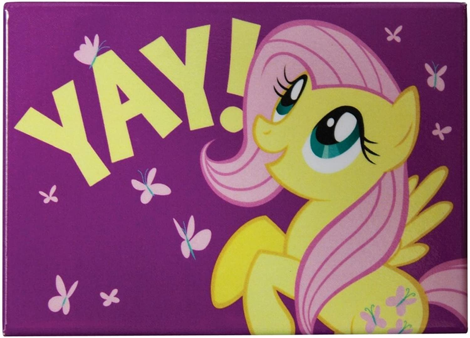 My Little Pony Friendship is Magic Fluttershy Yay  Magnet