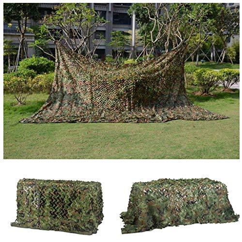 Tarnnetz Army Camo Net Garten Camping Netz Schnelltrocknend Polyester für die Jagd Militär Dekoration Sonnenschutz CS Spiel Dschungel Auto Sonnenschutz Mesh Abdeckung