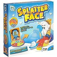 Grafix Splatter Face Family Fun Juego de niños