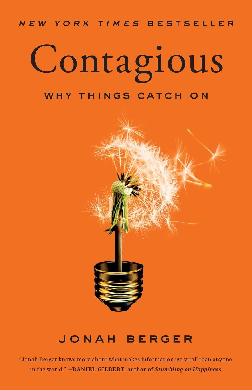 Image OfContagious: Why Things Catch On