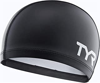 TYR Silicone Comfort Swim Cap