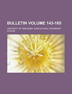 Bulletin Volume 143-165