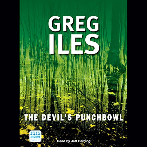 The Devil's Punchbowl audiobook cover art