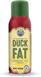 Cornhusker Kitchen Gourmet Duck Fat Spray Cooking Oil Bottle - All Natural Foods Gluten-Free Organic Lard Unsaturated Fat ...
