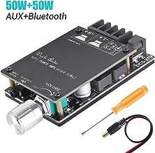 YEMIUGO Bluetooth Amplifier Board Module 2x50W Digital Stereo Audio Amp Board Dual..