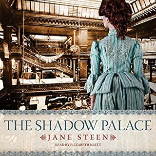 The Shadow Palace audiobook cover art