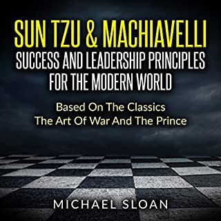 Sun Tzu & Machiavelli cover art