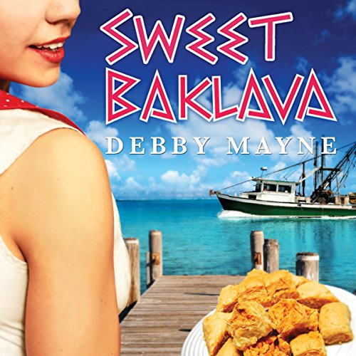 Sweet Baklava audiobook cover art