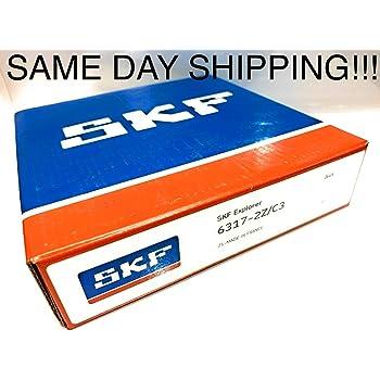 NIB SKF 6013 2Z BEARING METAL SEALED 60132Z 6013-ZZ 65x100x18 mm