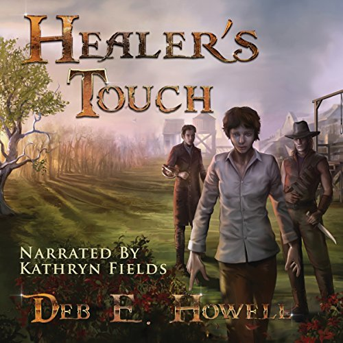 Healer's Touch cover art