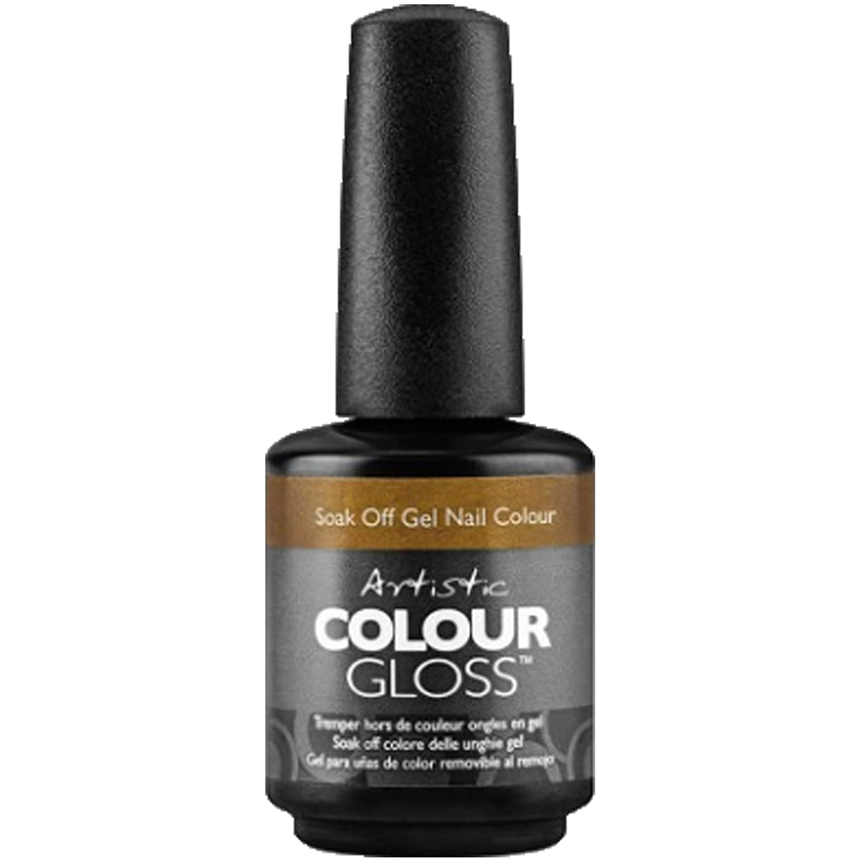 エイリアンオーバーフロー砦Artistic Colour Gloss - Pur-Suit of Happiness - 0.5oz / 15ml