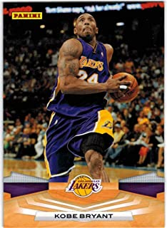 2009-10 Panini Los Angeles Lakers NBA Finals Champions Team Set with Kobe Bryant & Pau Gasol - 11 NBA Cards