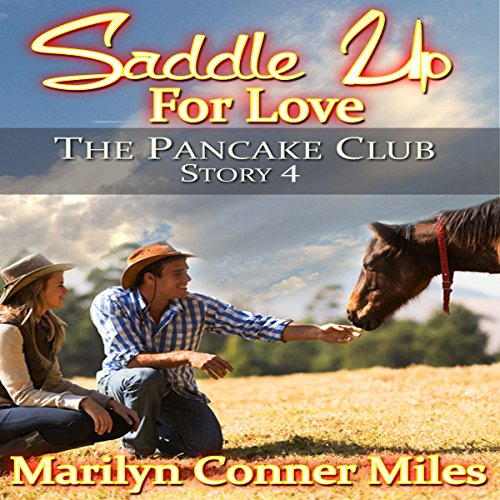 Saddle up for Love audiobook cover art