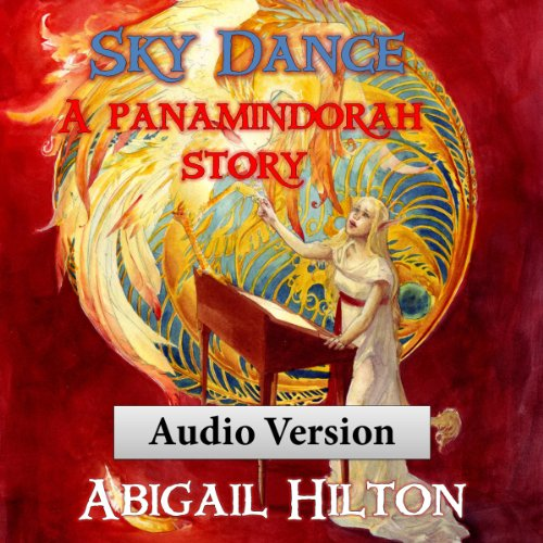 Sky Dance audiobook cover art
