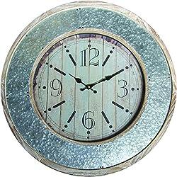 Memo Metal Border Wall Clock Each