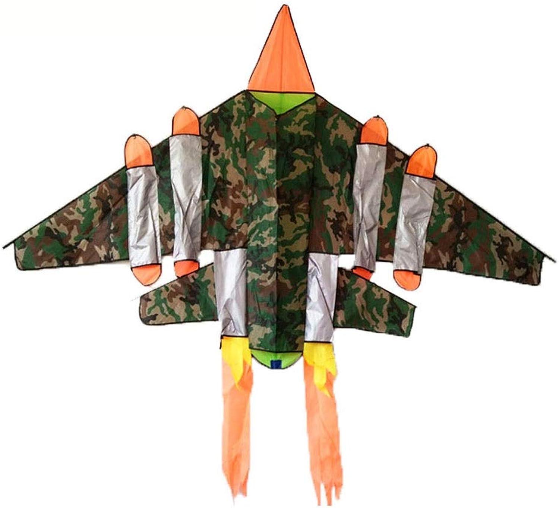 LQW HOME-kite Outdoor-Freizeit und Sportdrachen Kinderfliegenspielzeug Interaktives Spielzeug (Farbe   Multi-ColGoldt, Gre   500 Meter line)