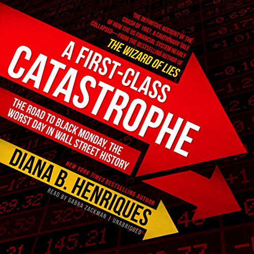 A First-Class Catastrophe audiobook cover art