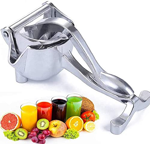 FLY2SKY stainless steel manual hand press orange lemon portable fruit juicer squeezer home and kitchen gadgets punching machine juice maker mixer kitchen accessories kichen matieral tools home appliances jucers