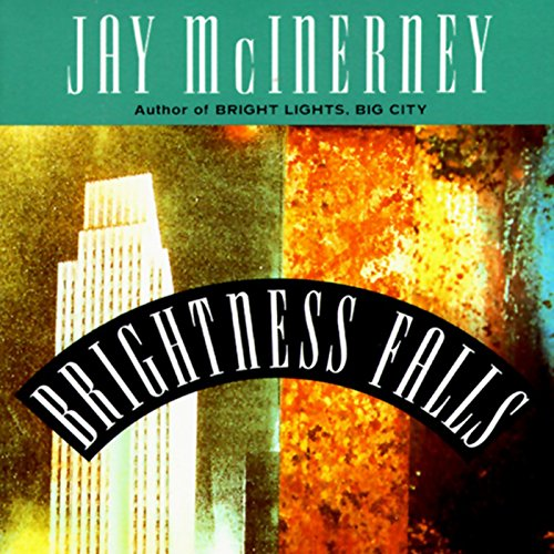 Brightness Falls audiobook cover art