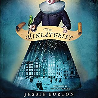 Couverture de The Miniaturist